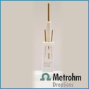 Spectroelectrochemical cell for bulk electrolysis - Metrohm DropSens