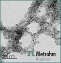 Metrohm DropSens - Tin nanoparticles purified in acetone